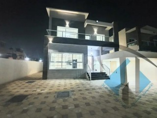 Marvelous modern new Villa For Sale 5 Bedrooms nearby sheikh mohamed bn zayed st .