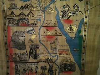 Egyptian Papyrus Posters