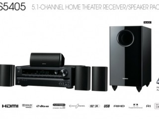 ONKYO 5.1 channel home theater for sale