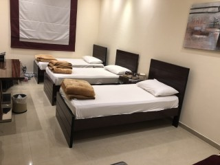 Executive bedspace near Sharaf DJ metro and mall of the emirates