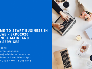Start your Business the way you want Dubai, UAE