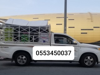 Pickup Truck For Shifting In Satwa 0553432478