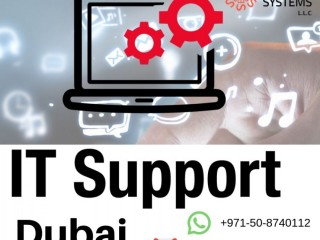 IT Support in Dubai to your Company by IT AMC Support