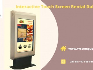 Digital Signage Rentals for Events in Dubai UAE