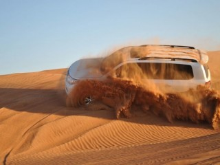 Premium Desert Safari Vouchers are Available