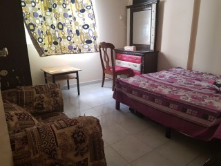 Furnished Room for Rent in Sharjah for Couple./working lady