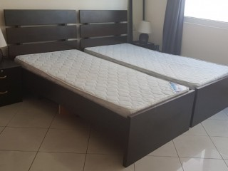 2 BED for Sell with Mattress - New !!