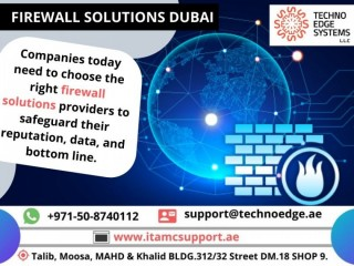 How Does A Firewall Solutions Dubai Work