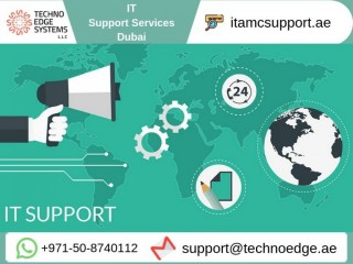 Computer AMC Service Provider Dubai by IT AMC Support
