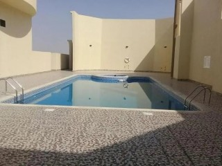 GOLDCREST TOWER: 1 Bed Hall (2 Washrooms) at Sh. M. Bin Zaid