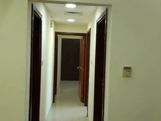 2 bedroom hall furnished for AED 27000 /unfurnished for AED 24000 in 12 cheques