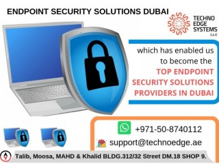 Importance Of Endpoint Protection Solutions in Dubai