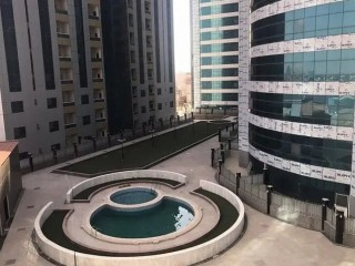 Orient Towers: Studio with Parking near Ajman Freezone and Creek