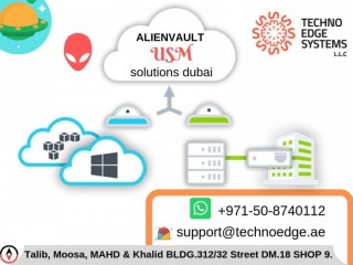 Unified Security Management Solutions at ITAMCSUPPORT