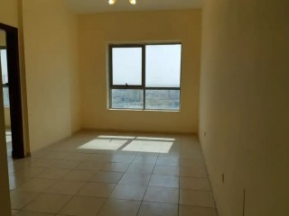 1BHK FULLY OPEN VIEW IN GARDEN CITY ACCESS TO EMIRATES ROAD OF AJMAN