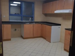 2 BHK WITH MAID R EMPTY IN AL KHOR TOWER