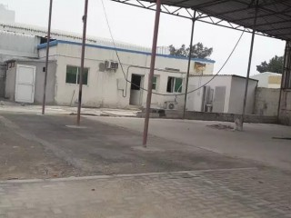 Warehouse for rent in Ajman Industrial Area