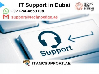 IT Support in Dubai keeps your businesses secure