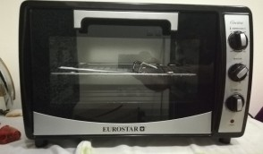 Electric Oven Toaster Grill - Brand New