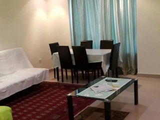 FULLY FURNISHED 1 BHK FOR RENT IN CORNICHE TOWER