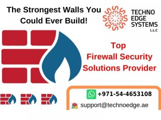 Firewall Solutions Dubai For Proxy Service