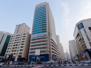 Chiller Free Office for Lease - Al Qasimia Tower 1