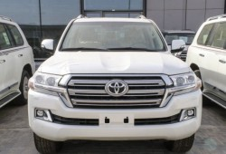 Toyota Land Cruiser...