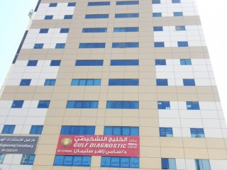 Spectacular View - Fujairah Office for Rent!