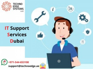 IT Support Services Dubai Can Avoid Security Breaches