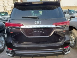 Toyota Fortuner (Export Only)