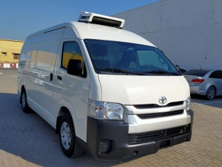 Toyota hiace 2015 high roof chiller