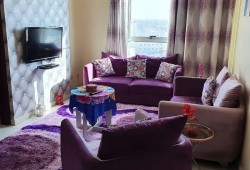 Fully Furnished One Bedroom Apartment for Rent in Garden City - Ajman