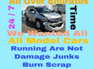 VEHICLES BUYING 055 6863133,ALL MODEL ACCIDENT  SCRAP ALL
