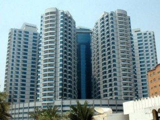 STUDIO FOR RENT IN FALCON TOWERS , 670 SQFT, 16,000 AED