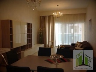 Furnished One Bedroom Apartment for Rent in Ajman One Tower - Al Sawan