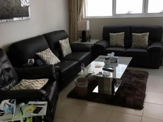 Fully Furnished Two Bedroom Flat for Rent in Ajman One Tower, Al Sawan