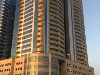 STUDIO FOR RENT IN HORIZON TOWERS , 760 SQFT, 16,000 AED