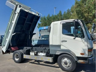 Mitsubishi Fuso Fighter 6D17 (Export Only)