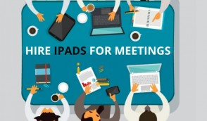 Hire IPads For Meetings In Dubai Techno Edge Systems LLC
