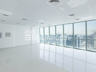 Well-Fitted Office Room for Rent in Business Bay - B2B Tower - Dubai