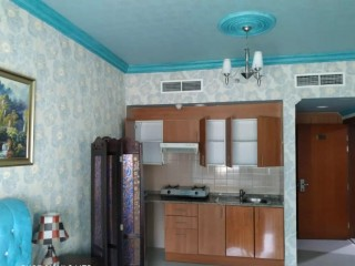 Fully Furnished One Bedroom Apartment for Rent in Al Hafeet Tower -  Sharjah, Al Khan