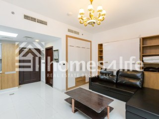 Studio Apartment for Rent in Starz by Danube, Al Furjan, Dubai