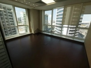 Well Fitted Ready to Move - Office for Rent, Opposite to DCC - Dubai