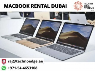 Macbook Rental Services Dubai, Macbook for Lease