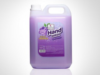 Magic Glow Handwash - (Lavender, Lemon, Strawberry) -4*5L