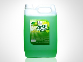 Magic Glow Dishwash (Green Apple, Lemon, Strawberry) -4*5L