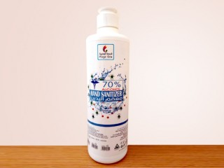 Magic Glow Hand sanitizer -24*500ml