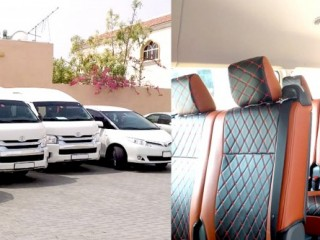 Van(S) Available for Rent in Dubai - 14 x 7 Seater