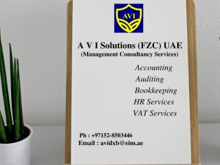 Accounting / Bookkeeping /  VAT /   HR /  Management Consultancy Services