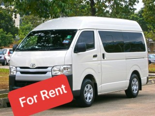 Mini Bus 15 seats for Rent